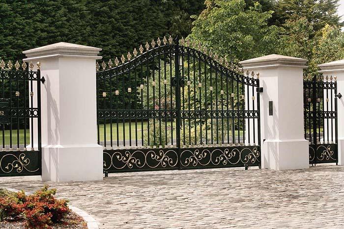 Cách đặt cổng nhà theo phong thủy mà bạn nên biết