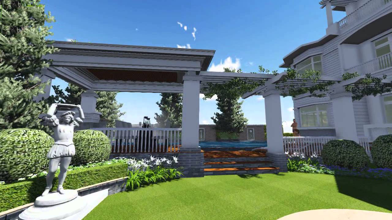 Mẫu tiểu cảnh mini sân vườn đẹp theo phong cách Tây Âu