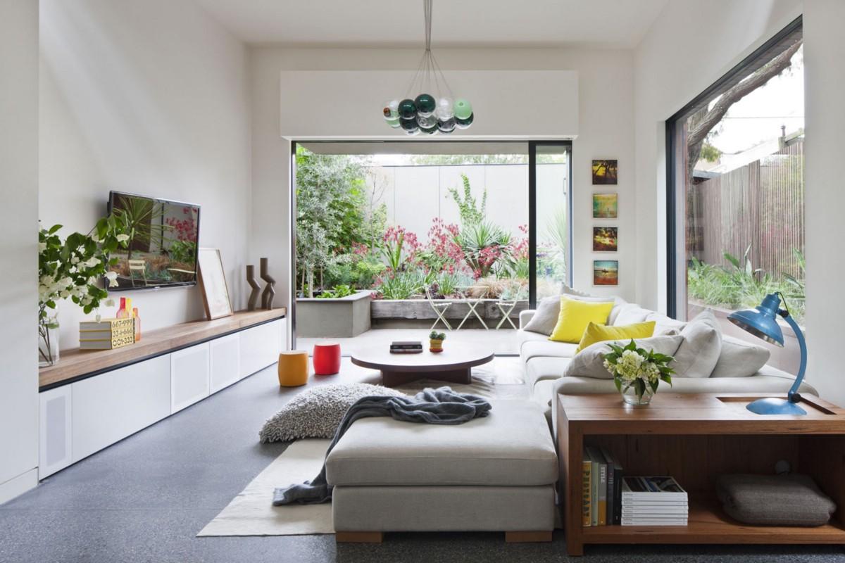 mẫu tiểu cảnh đẹp trong nhà