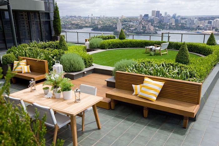 Bạn cần xác định phong cách phù hợp cho bộ bàn ghế sân vườn đẹp
