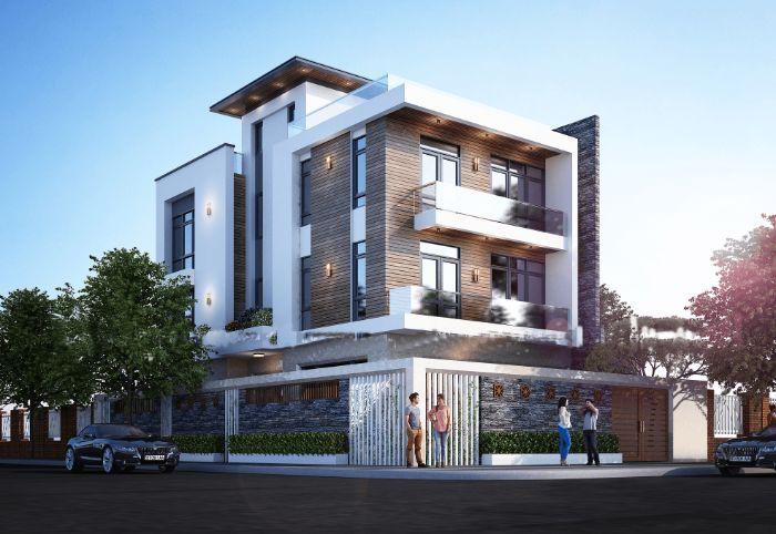 Thiết kế kiến trúc đảm bảo sự tiện ích và thoải mái