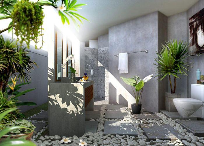 Vị trí nên chọn để thiết kế cây xanh trong nhà